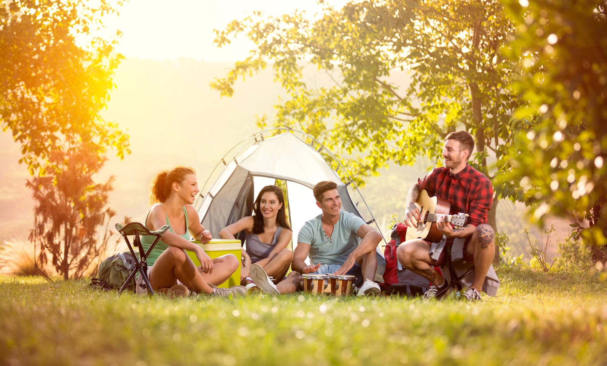 Camping Hacks: 5 Simple Ways to Improve Your Camping Experience - The  Purple Passport